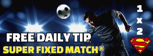 Super Vip Fixed Matches Tip